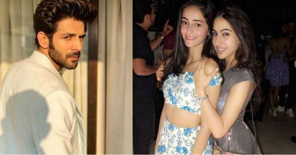 Kartik Aaryan Played *Luka Chuppi* When Asked To Choose Between Sara Ali Khan & Ananya Panday