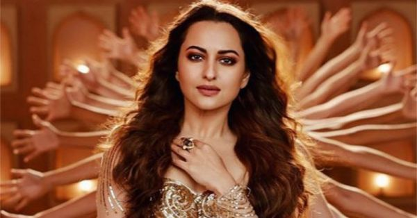 Devi Ka Naya Roop: Sonakshi Sinha's Stunning Makeup Look Is Super Easy To Recreate!