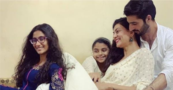 Sushmita Sen Is Giving Us Major #FamGoals With Her Perfect Modern Family!