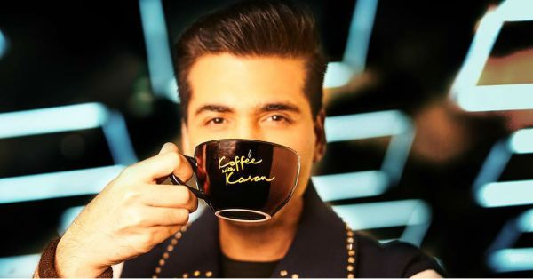 *This* Witty Star Won Koffee With Karan's 'Answer Of The Season' Award & An Audi A5!