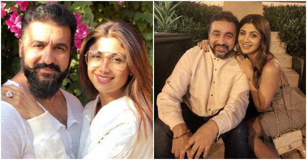 Shilpa Shetty Recalls The Perfect Proposal From Hubby Raj With This 11-Year-Old Picture