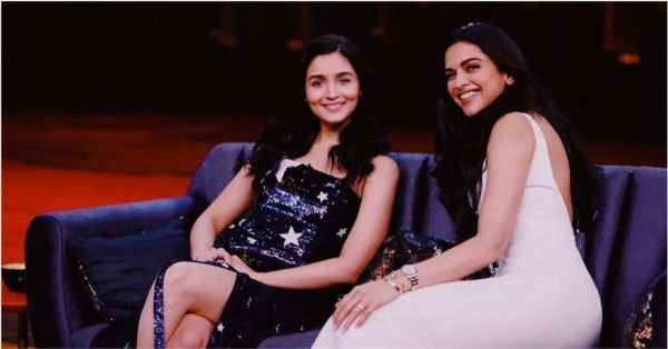 God Has Created Her With Love & Patience: Alia Bhatt Is All Praises For Deepika Padukone
