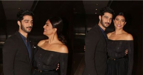 Sushmita Sen & Rohman Shawl Just Showed Us How To *Twin For The Win* And We Are In Love