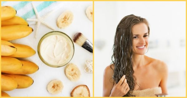 *Everything* You Need To Know About The Benefits Of A Banana Mask For Your Hair And Skin