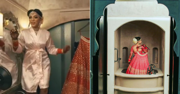 The Lip Dub Fever Is Back: This Bride's Dance On 'Hawa Hawai' Will Surely Break The Internet!