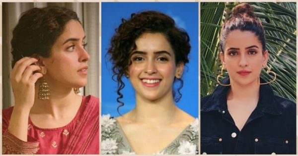 Lamberghini Kudi: 6 Super Easy Ways To Style Curly Hair Featuring Sanya Malhotra
