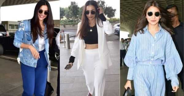 B-Town's Latest Airport Looks Are Making Us Want To Catch Flights, Not Feelings!