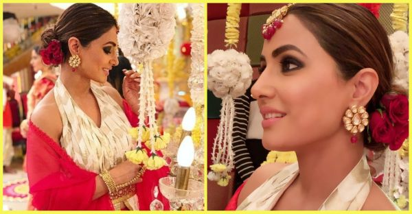 Komolika Is Anurag's Bride In These New Photos From The Sets Of Kasautii Zindagii Kay