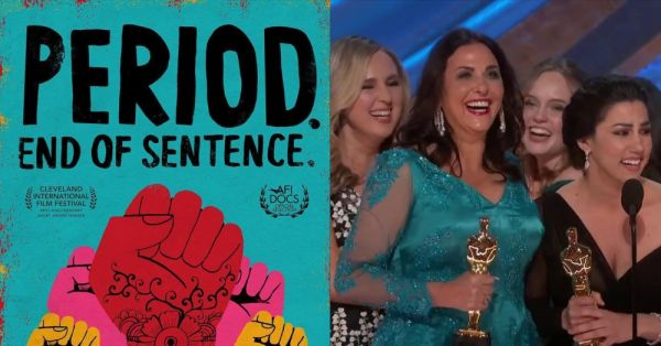 India-Based 'Period. End Of Sentence' Wins The Best Documentary Short Subject At Oscars