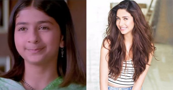 K3G's Young Poo, Malvika Raaj Is All Set To Return To Bollywood After 18 Years!