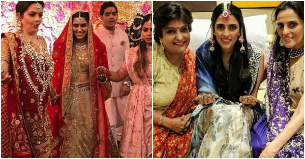 Everything You Need To Know About Shloka Mehta, The New Bahu Of The Ambani Parivaar