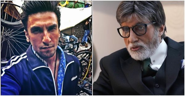 From Amitabh Bachchan To Ranveer Singh, B-Town Is Praying For The Safe Return Of IAF Pilot