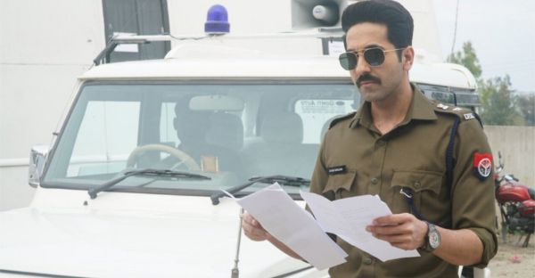 Badhaai Ho! Bollywood Has Got Another Cop With A Moustache & It's Ayushmann Khurrana
