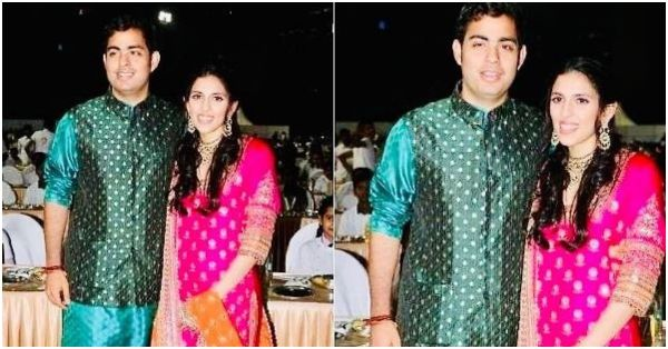 This Video Of Akash Ambani Requesting The Paps To Capture Shloka Smiling Is Too Cute To Handle
