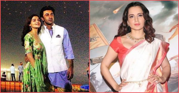 Alia Bhatt Replies To Kangana Ranaut's Comment On BF Ranbir Kapoor: 'Kyun Khamakha Bolna?'