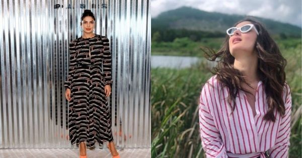 9 Stylish Ways To Wear Stripes And Look Like A Star!
