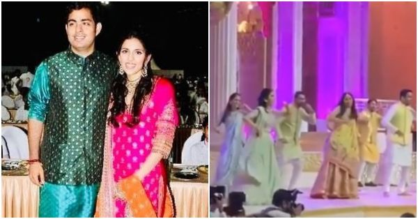 This Video Of Shloka Mehta Dancing With Her Squad At Her Mehendi Is #BrideGoals