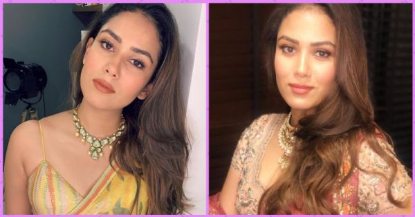 Mira Kapoor's Makeup Look Was So Nice She Wore It TWICE To The Ambani Wedding