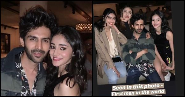 Inside Pics: We've Fresh Proof That Kartik Aaryan & Ananya Panday Are Attached At The Hip!