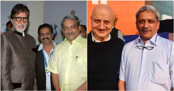 Goa Chief Minister Manohar Parrikar Passes Away At 63; Bollywood Sends Prayers