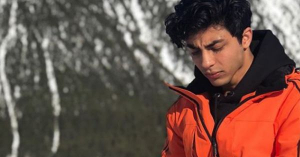 Aryan Khan's New Pictures From The French Alps Got Us Humming *Ishq Wala Love*