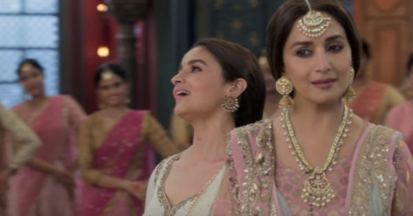 Madhuri Dixit & Alia Bhatt's New Song From Kalank Is Giving Us Major Déjà Vu