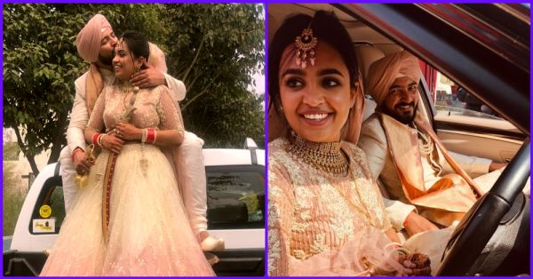 This Badass Bride Ditched The Teary-Eyed Vidaai And Drove Her In-laws Back Home