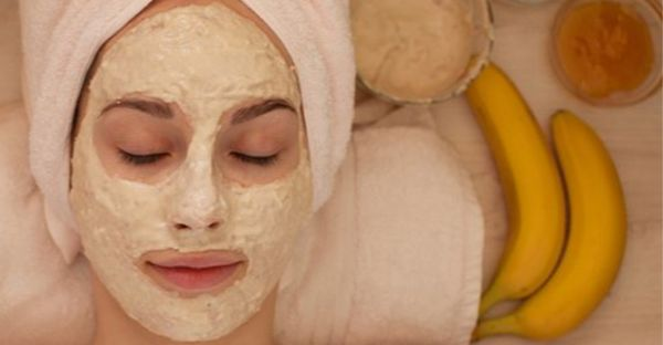 Say Hello To Naturally Beautiful Skin With The Goodness Of These 15 DIY Banana Face Masks