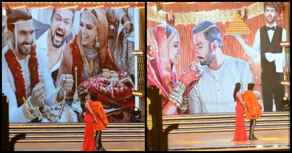 Did You See The Pics? Vicky Kaushal And Kartik Aaryan Attended The DeepVeer Wedding Secretly!