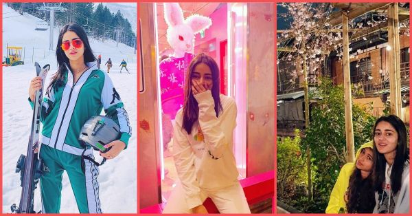 Ananya In Wonderland: Miss Panday's Japan Vacay Is Making Us Want To #SqueezeTheDay Too