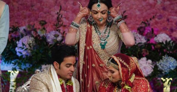 Did Nita Ambani Give Nayi Bahurani Shloka Mehta A Wedding Gift Worth Rs 378 Crores?
