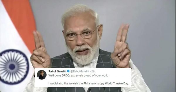 PM Modi's #MissionShakti Announcement Is A Meme Fest On Twitter & You Ought To Join It