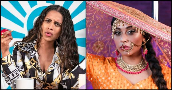 YouTuber Lilly Singh Hits Back At Bollywood Stereotypes With 'Choli Ke Peeche' Rap