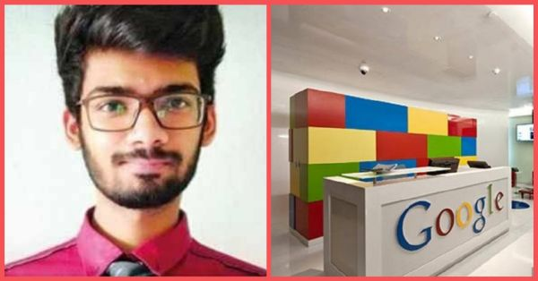 A 21-Year-Old Mumbai Student Lands A Rs 1.2 Crore Package With Google...By Accident!