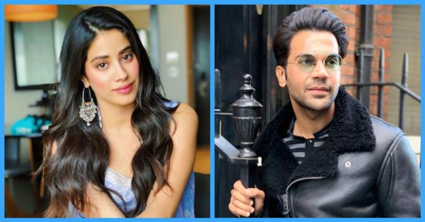 This Just In: Janhvi Kapoor To Play A Ghost In Her Next Movie Opposite Rajkummar Rao!