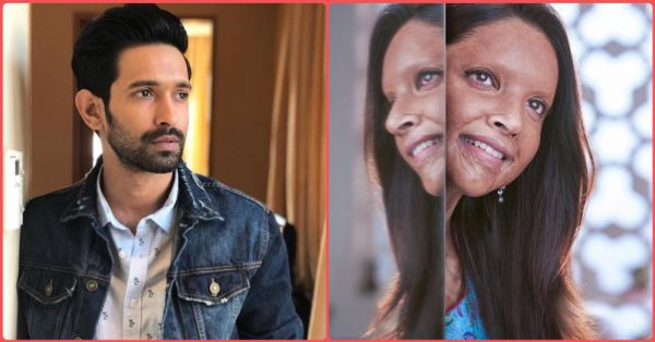 Nervous & Excited: Vikrant Massey On Working With Deepika Padukone In 'Chhapaak'