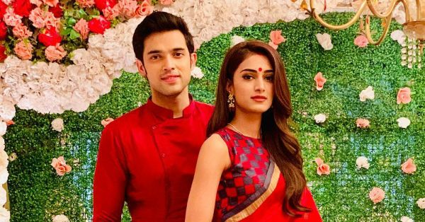 Kasautii Zindagii Kay: OMG Are Prerna and Anurag Dating In Real Life?