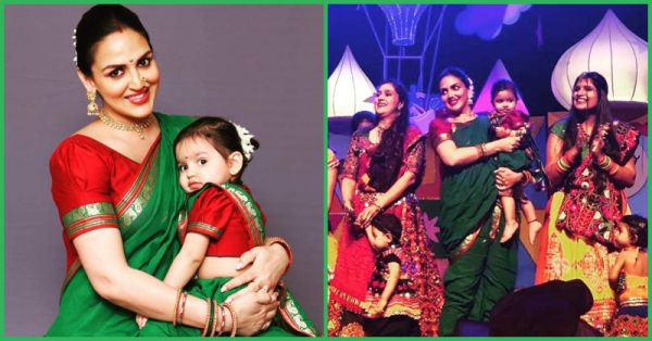 Like Mother, Like Daughter: Esha Deol Danced With Baby Radhya & Looked Super Cute!