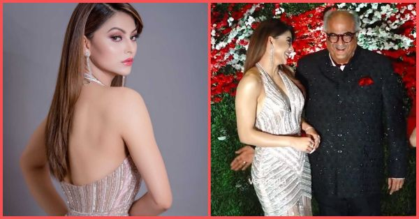 Caught On Camera: Boney Kapoor Touches Urvashi Rautela Inappropriately; Actress Slams Reports