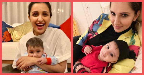'Khaala' Parineeti Chopra Shares An Adorable Picture With Baby Izhaan Mirza Malik