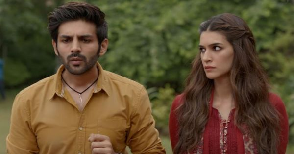 It's So Unfair: Kriti Sanon Is Upset About Kartik Aaryan Getting All The Credit For Luka Chuppi