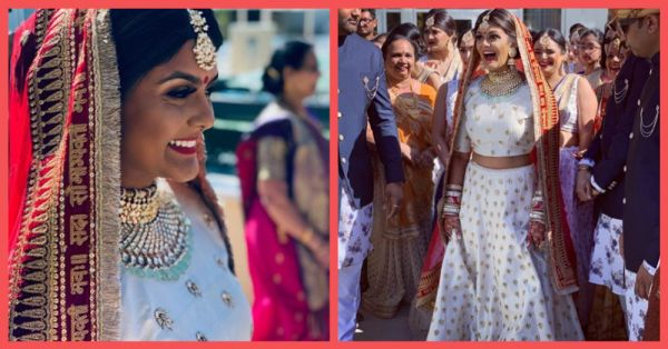 This Bride's Dance On 'Mera Piya Ghar Aaya' For Her Groom Is The Sweetest Surprise Ever!
