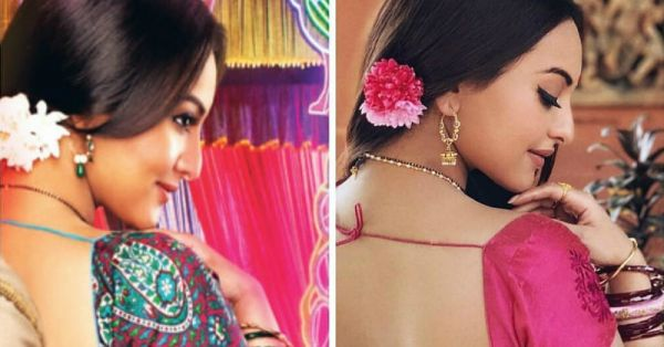 Age Be Dagabaaz Re: Sonakshi Sinha's Look In Dabangg 3 Is A #Throwback To Rajjo 7 Years Ago!