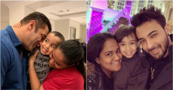Arpita Khan Sharma Slams Trolls For Calling Son Ahil Polio Affected & We're With Her!