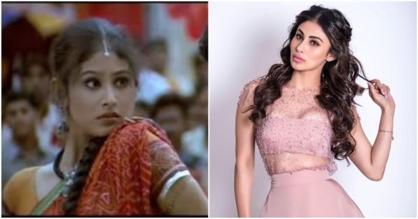 Watch Video: Mouni Roy Was A Background Dancer In An Abhishek Bachchan Movie!