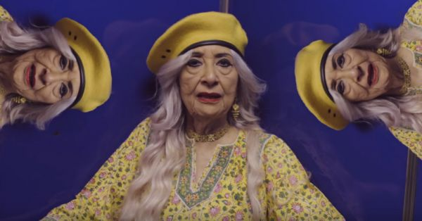 This Video Of Nani Madhur Jaffrey Rapping Is The Coolest Thing In The Gully Right Now!