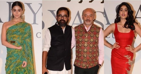 #20YearsOfSabyasachi: The Designer's Star-Studded Guest List Will Make You Wish You Too Had An Invite
