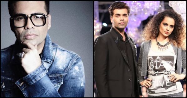 Twist In Karan-Kangana Hate Story: KJo Wants To Work With The 'One Of The Best Actresses'