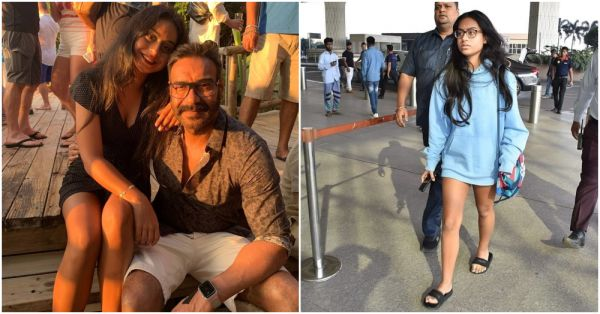 Ajay Devgn Slams Netizens For Trolling Daughter Nysa Devgan: She Is Just A 14-Year-Old