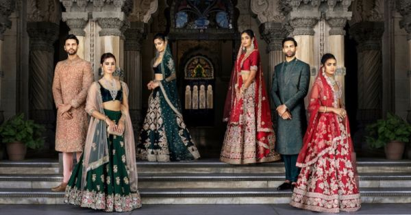 You Need To Check Out This New Collection If You Want To Look Like A *Maharani* On Your Wedding Day!